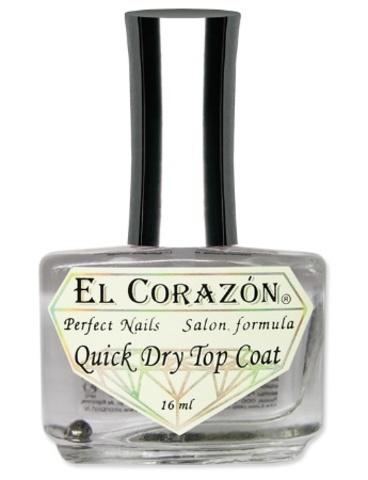 El Corazon лечение 417 Верхнее покрытие сушка