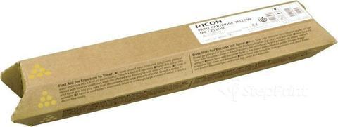 Картридж Ricoh MPC2551HE (841507/842062) желтый