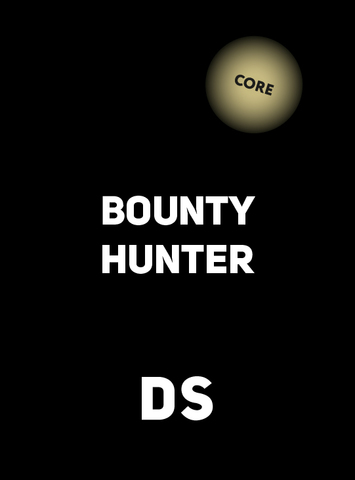 Аксессуар DS CORE BOUNTY HUNTER 30