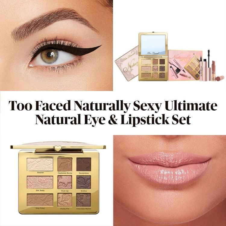 Набор Too Faced Naturally Sexy