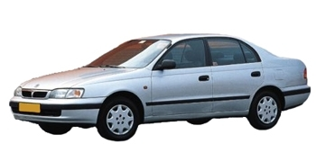 TOYOTA Carina E 1992-1998
