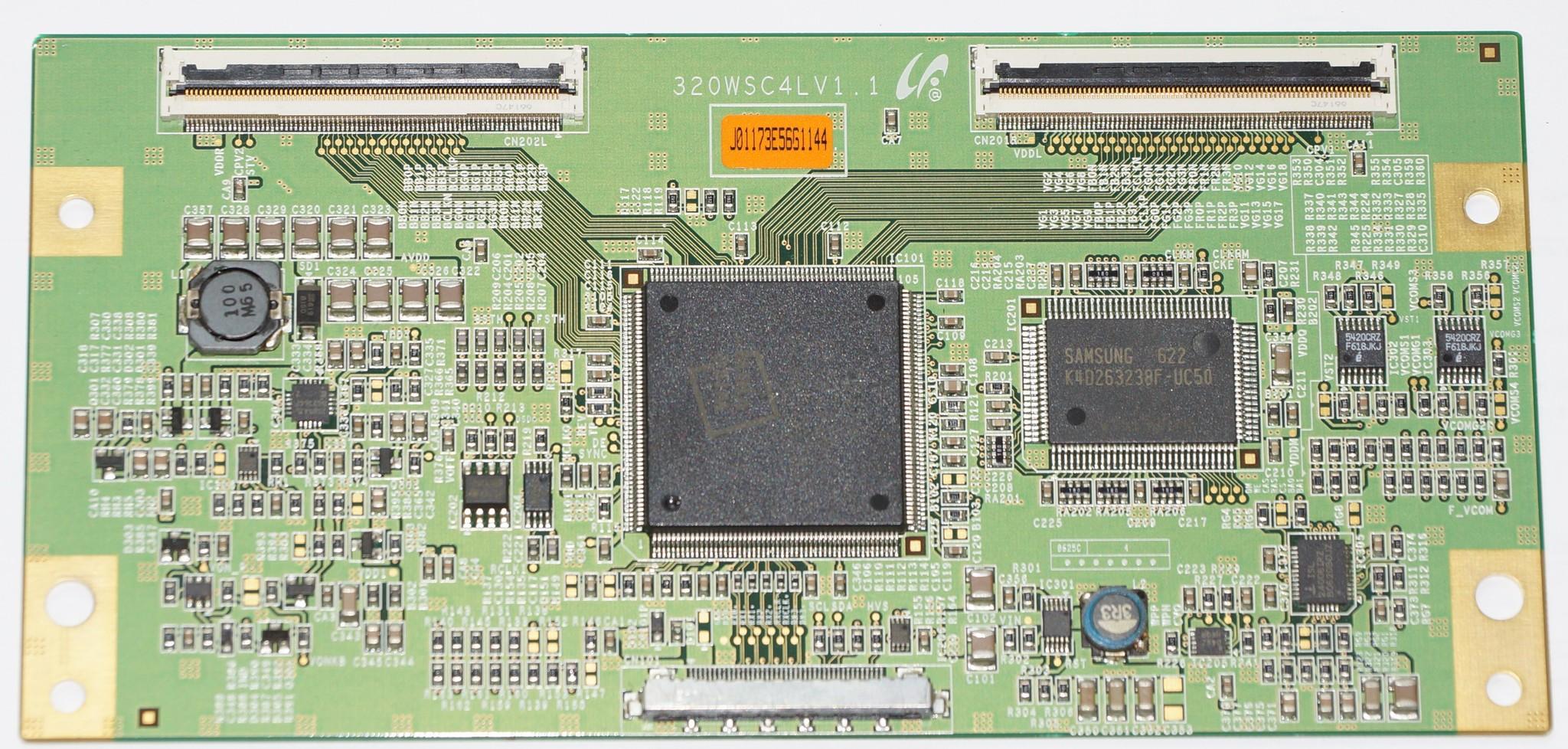 320WSC4LV1.1 t-con телевизора Sony