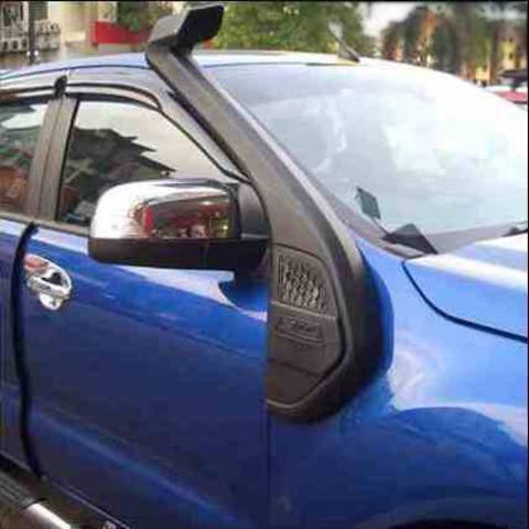 Установка шноркеля на Ford Ranger