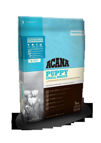 Сухой корм Корм Acana Heritage Puppy Small Breed для щенков мелких пород NS_Heritage_puppy_small_breed-fr.png