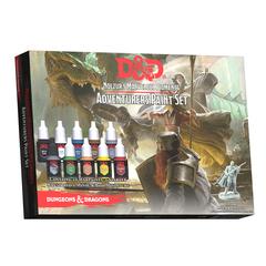D&D Adventurers Paint Set
