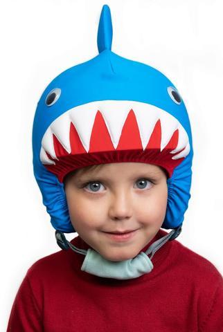 Нашлемник на шлем Shark XS