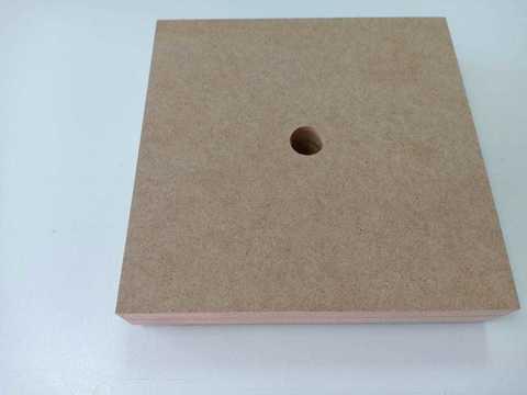 0020 Деревянная основа для цветов и светильников