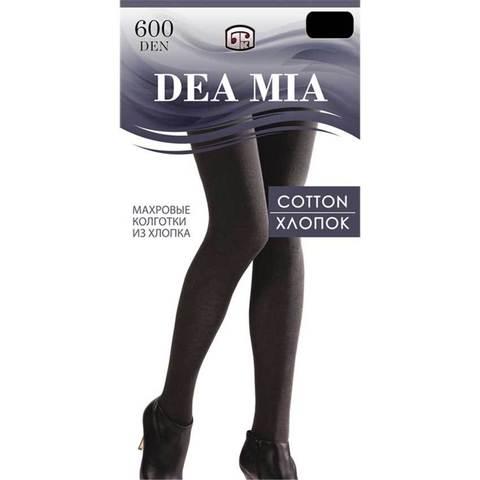 Женские колготки Cotton 600 Dea Mia