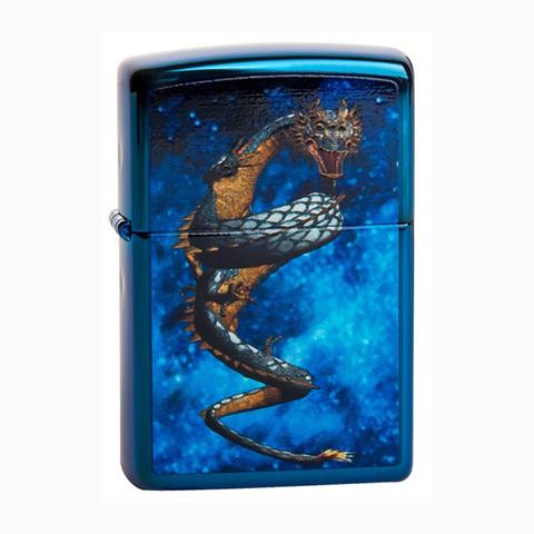 Зажигалка Zippo Dragon in space
