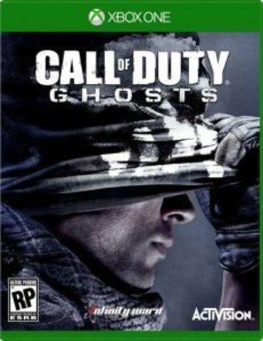 Xbox One Call of Duty: Ghosts (английская версия)