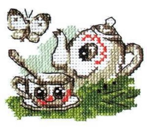 6-077 Чайничек