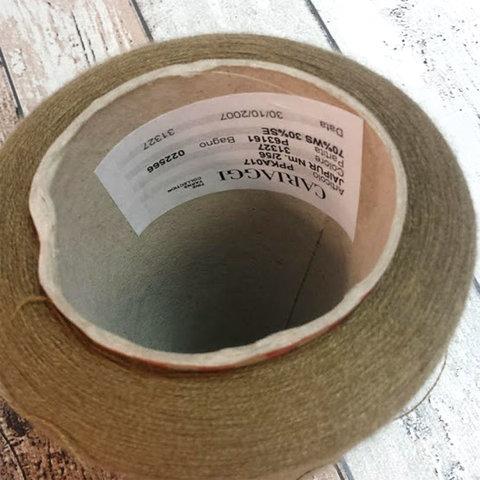 Кашемир с шелком (30%) CARIAGGI JAIPUR 2/56 оливковый