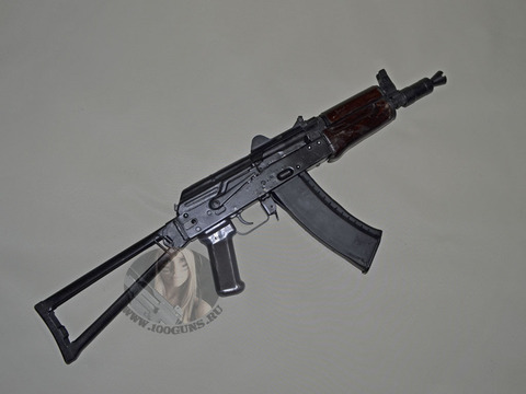 Охолощенный АКС74У