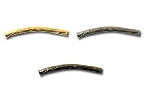 Трубочка рифлёная 25*2 мм. (выбрать цвет)