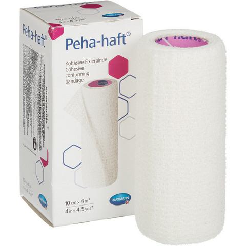 Бинт Peha-haft самофиксирующийся эластичный 4 м x 10 см