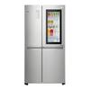 Холодильник LG InstaView Door-in-Door GC-Q247CADC