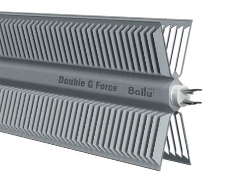 Электрический конвектор Ballu Plaza EXT BEP/EXT-2000