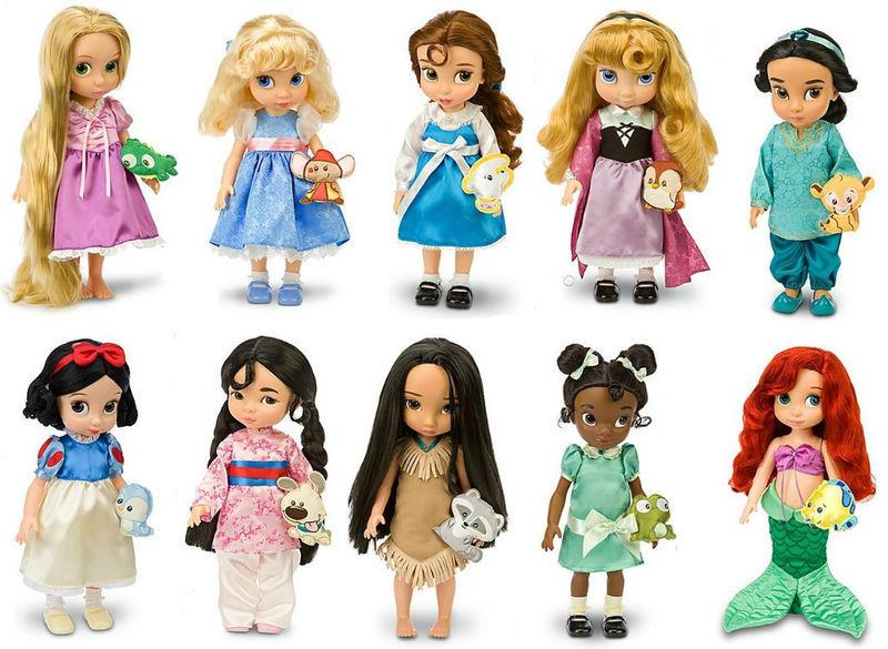 Animator dolls