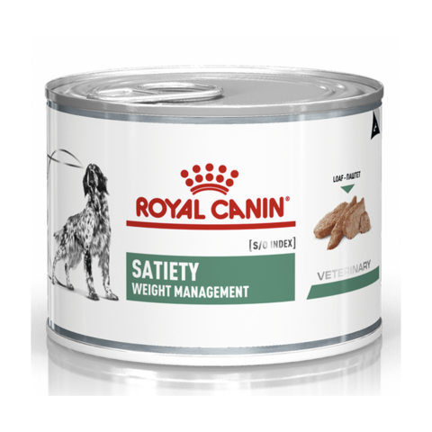Royal Canin Satiety Weight Management Консервы для собак с избыточным весом
