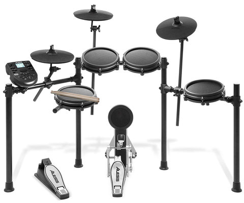 ALESIS NITRO MESH KIT электронная барабанная установка
