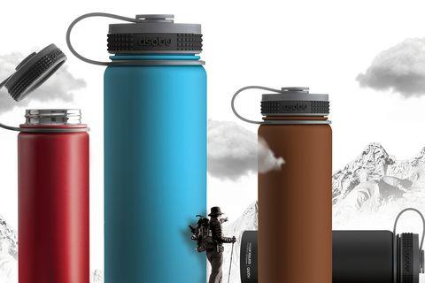 Термос Asobu Alpine flask (0,53 литра), шоколадный