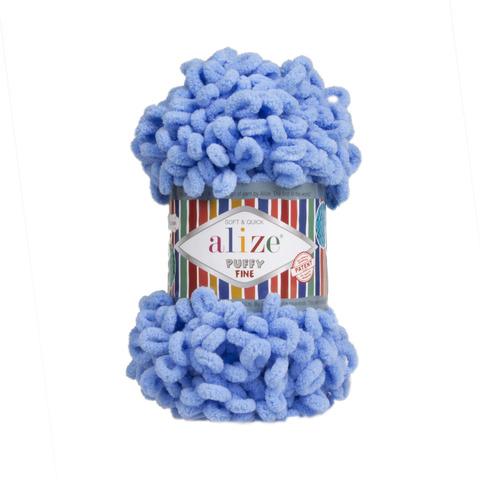Купить Пряжа Ализе Пуффи Файн Код цвета 112   Интернет-магазин пряжи «Пряха»
