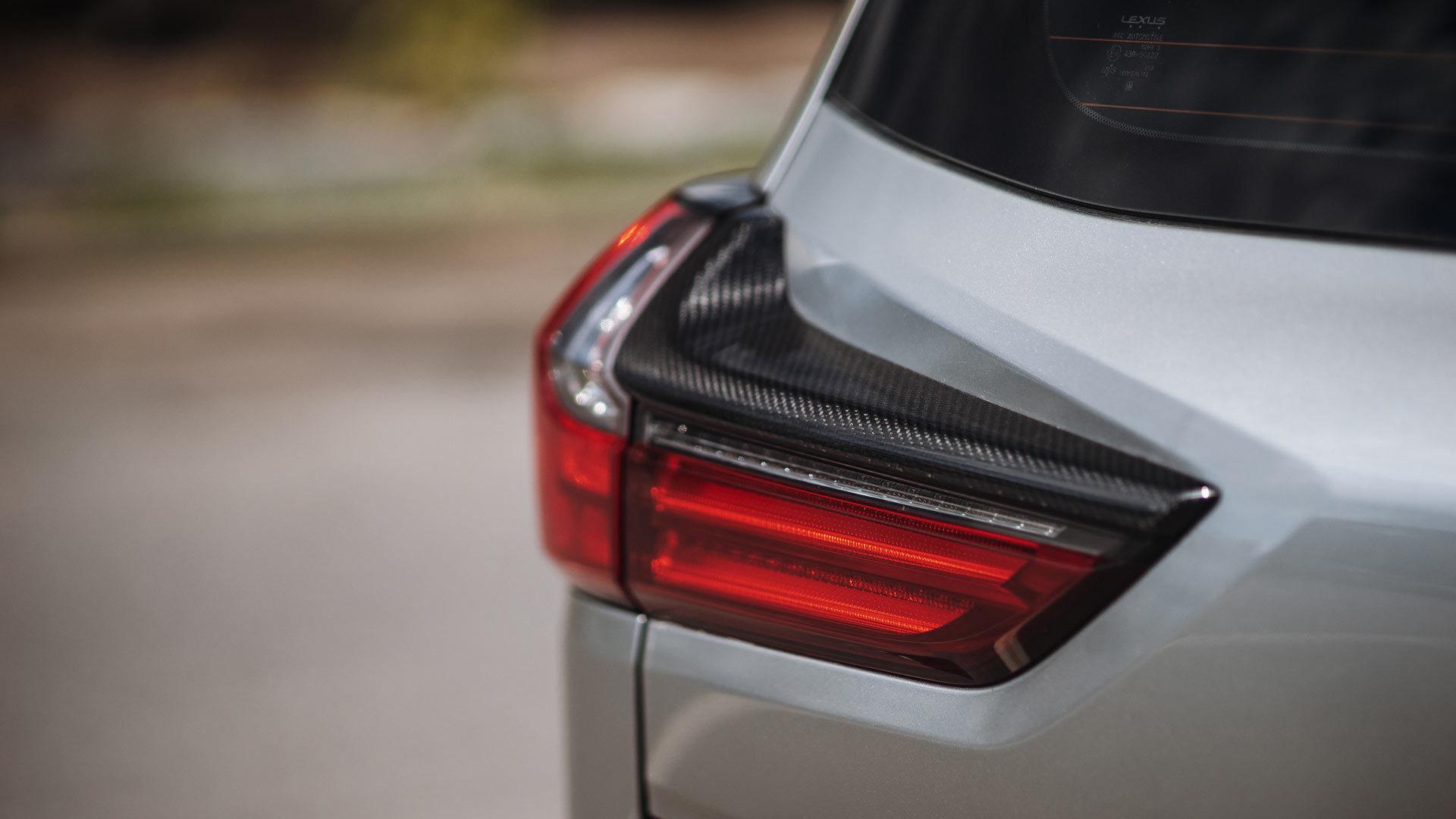 Обвес MTR Design для Lexus LX 570/450d