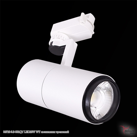 06720-9.3-001QY LED20W WT светильник трековый