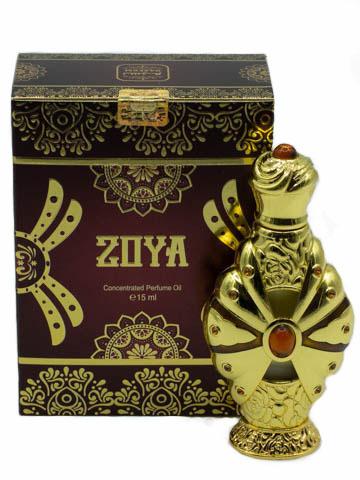 Пробник для Zoya Зоя 1 мл арабские масляные духи от Насим Naseem Perfumes