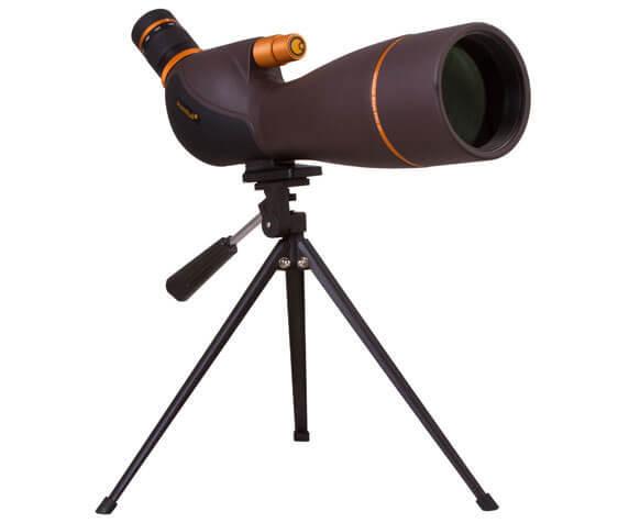 Подзорная труба переменной кратности Levenhuk Blaze PRO с 80-мм объективом
