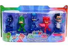 Коллекция героев PJ Masks 5 шт