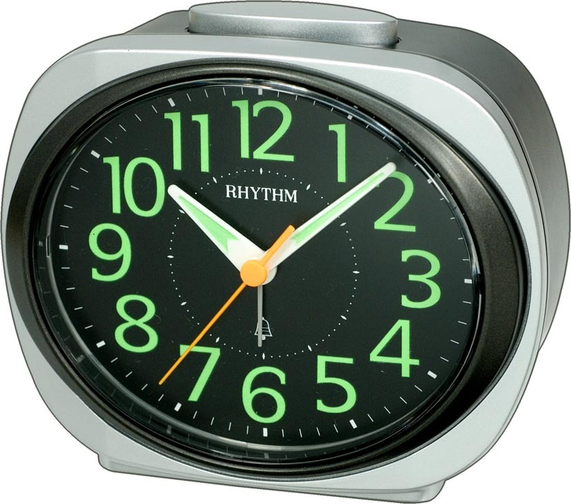 Часы-будильник Rhythm CRA838WR19