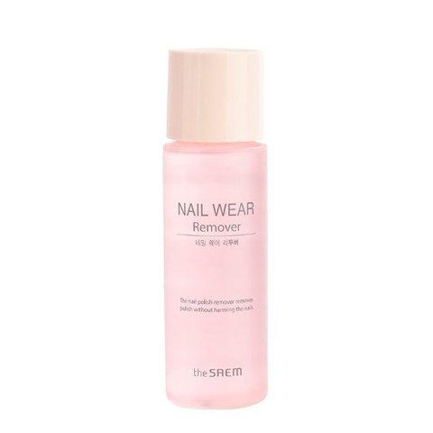 Жидкость для снятия лака the saem nail wear remover