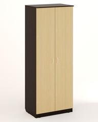 Шкаф ШК-18 венге / дуб беленый