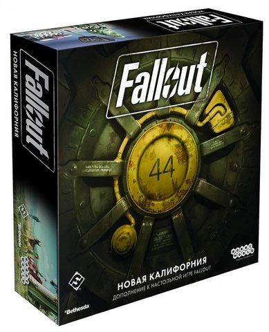 Fallout: Новая Калифорния. Настольная игра