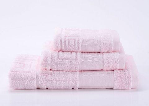 Miranda-2 светло-розовое махровое  полотенце Valtery