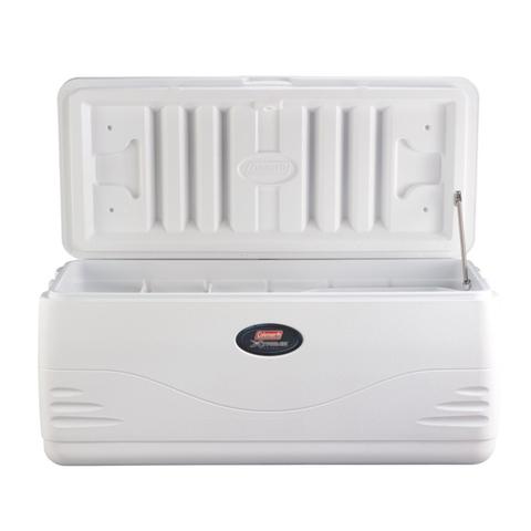 Изотермический контейнер (термобокс) Coleman 150 Qt (142 л.), белый