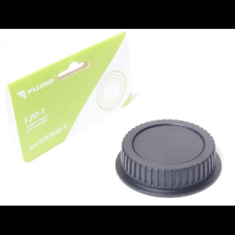 Задняя крышка для объектива Canon EOS EF/EF-S Fujimi FJVI-1