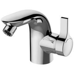 Смеситель для биде однорычажный с донным клапаном Ideal Standard Melange A6119AA фото