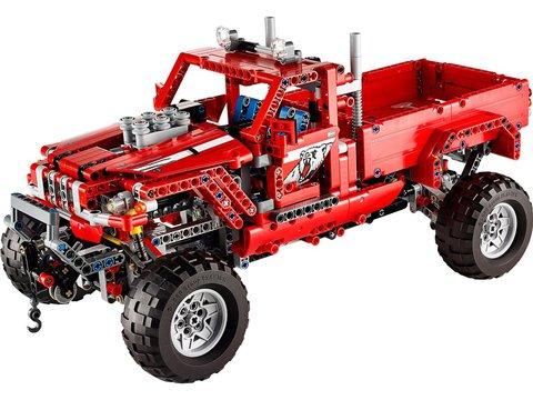 LEGO Technic: Тюнингованный пикап 42029 — Customised Pick-Up Truck — Лего Техник