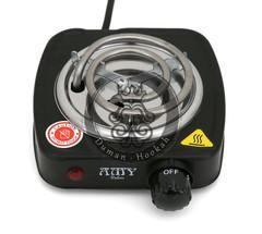 Электрическая плитка для кальяна Amy Deluxe Hot Turbo |500W