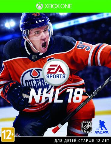 Xbox One NHL 18 (русские субтитры)