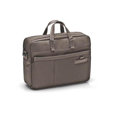 Сумка Roncato Harvard LAPTOP BAG 2 comp. Ecru