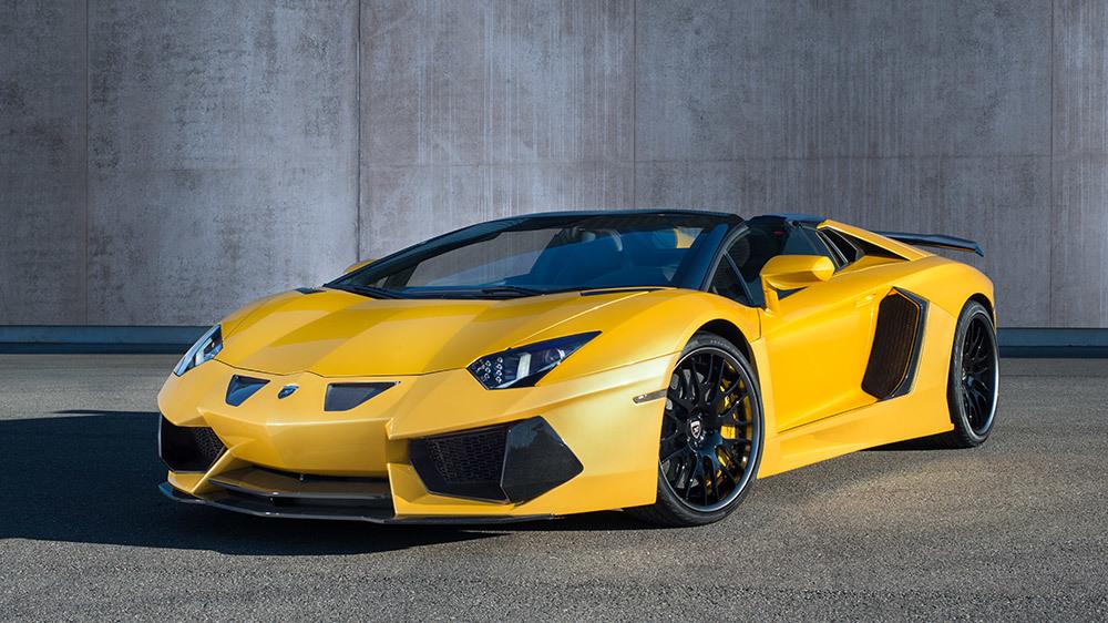 Обвес Hamann для Lamborghini Aventador Roadster