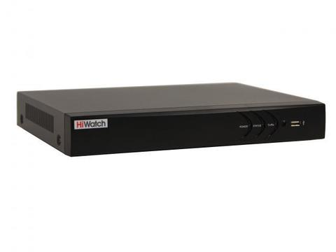 Видеорегистратор HiWatch DS-H216U(B)