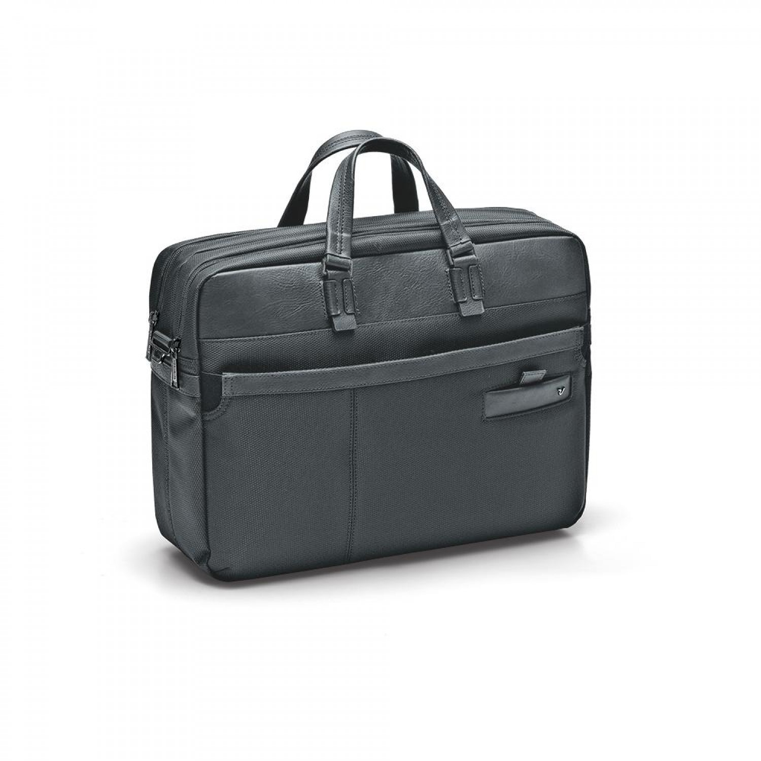 Сумка Roncato Harvard LAPTOP BAG 2 comp. Shark