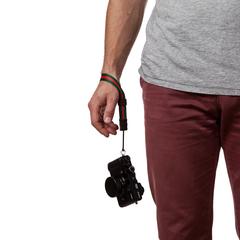 Ремень на запястье для фотоаппарата (MALDIVES)