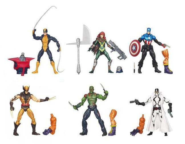 Marvel Legends 2012 — Series 02 Revision 05