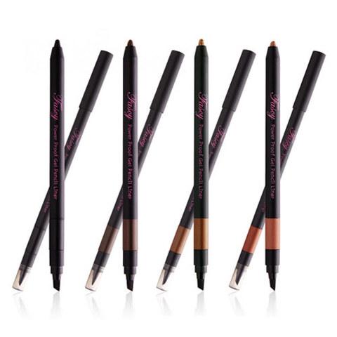 Карандаш для глаз FASCY Power Proof Gel Pencil Liner 0.4g