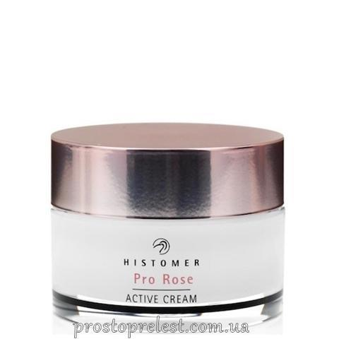 Histomer Hisiris Pro Rose Active Cream SPF20 - Крем активный